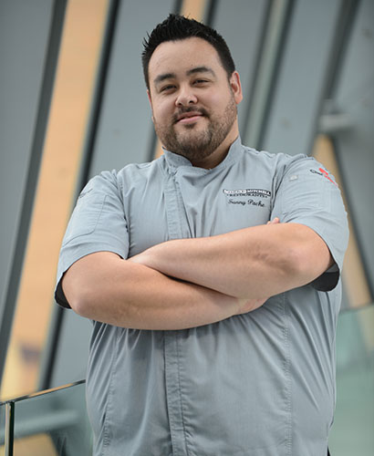Sonny Pache Chef photo